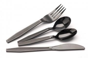 heavy duty cutlery - knife, spoon, fork